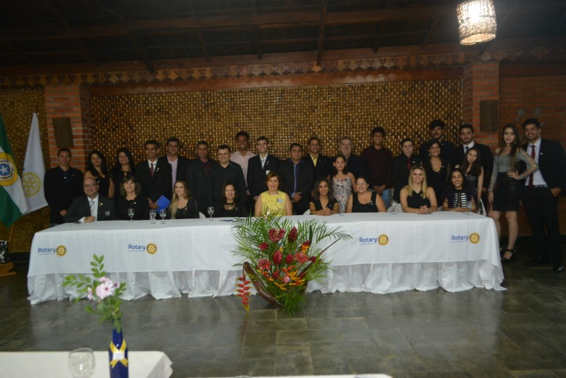 Posse Presidencial 2017-2018 Rotary Club Marechal Rondon de Cacoal